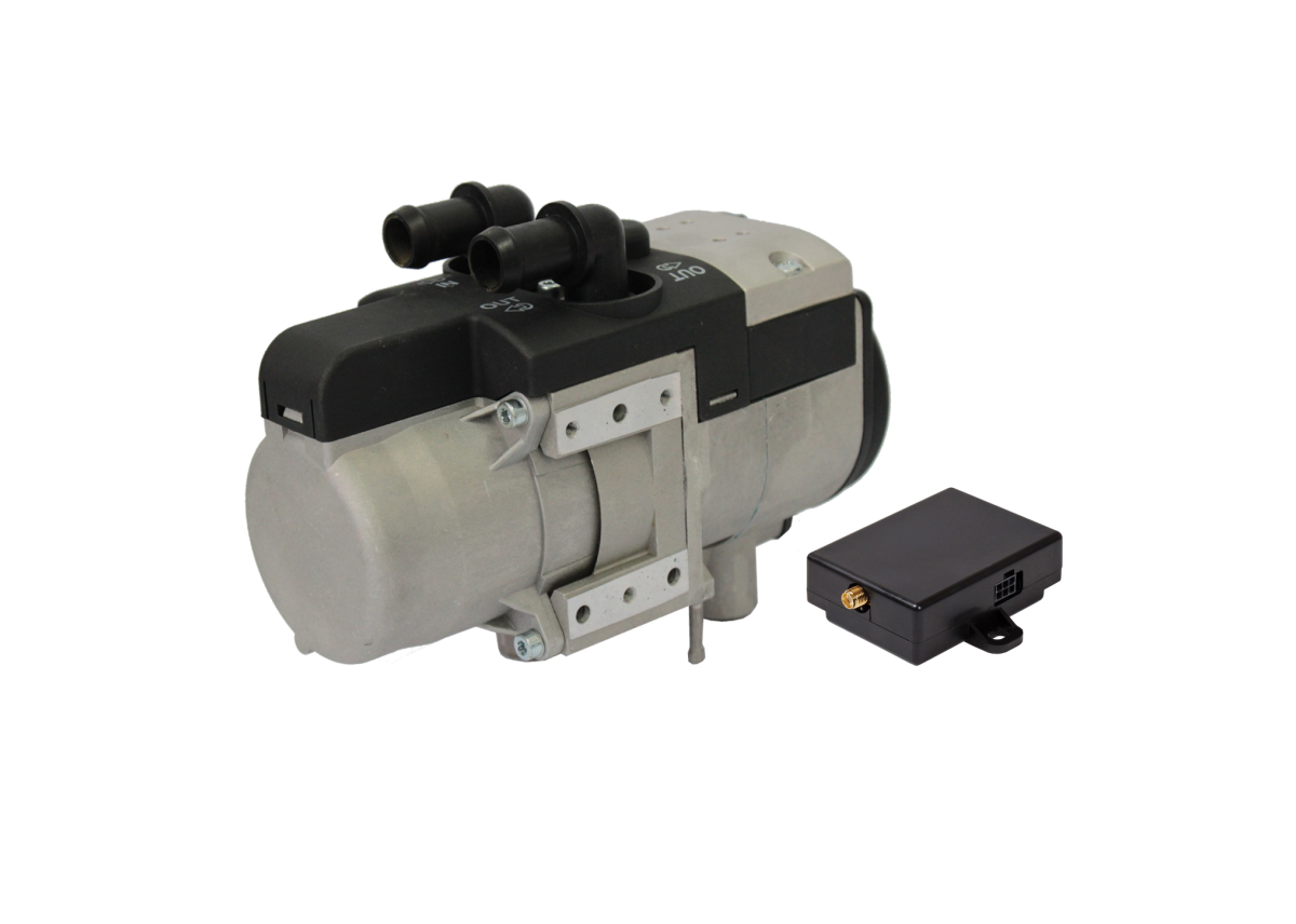Подогреватель предпусковой BINAR-5S-Comfort (бензин) + модемом SIMCOM