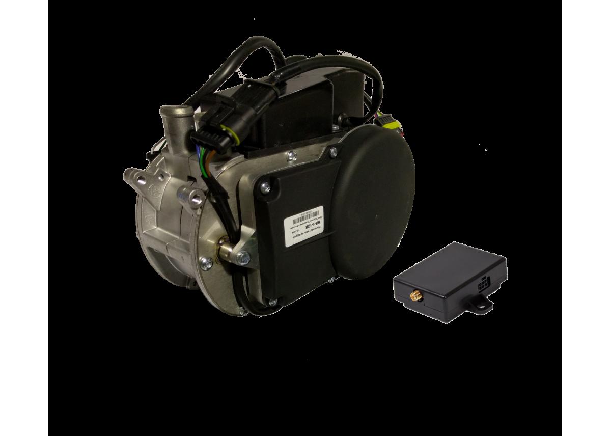 Подогреватель предпусковой Бинар-5Б-Компакт 12В-GP (бензин) + модем SIMCOM